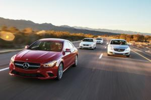 Entry-Level Luxury Sedan Comparison - Motor Trend