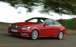 2012 Mercedes-Benz C-Class Coupe First Look - Motor Trend