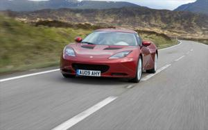 2011 Lotus Evora - Interior Features and Engine - First Drive - Motor Trend