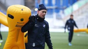 Alfons sampsted till ifk norrkoping