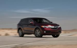 2013 Acura RDX First Test - Motor Trend