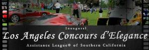 Los Angeles Concours d'Elegance Coolest Classic Car Photos- Motor Trend Classic