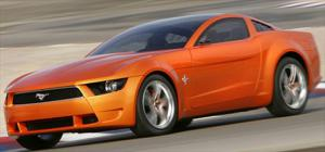 Giugiaro Ford Mustang Concept - Wallpaper Gallery - Motor Trend