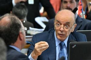 Além do ex-governador e atual senador, o Ministério Público de São Paulo também denunciou a filha dele, Verônica Serra. A investigação apontou pagamentos irregulares da Odebrecht