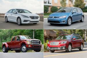 The 20 Slowest 2015 Vehicles From 0-60 MPH - Motor Trend