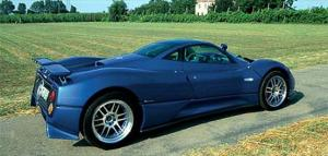 Pagani Zonda C12S - First Drive & Road Test Review - Motor Trend