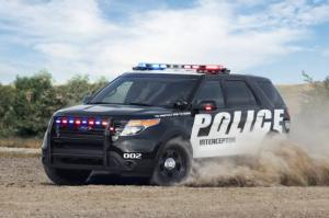 Ford Police Interceptor Utility Now Offered With EcoBoost Option
