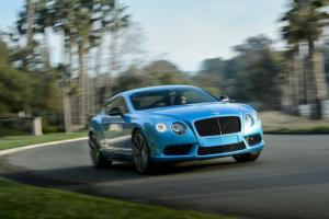 2014 Bentley Continental GT V8 S in New Video - Motor Trend