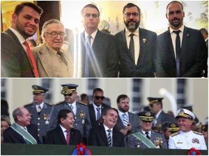 Saída de Weintraub e dificuldade para a escolha do novo nome deixaram evidentes pressões que o grupo ideológico e o militar exercem sobre o presidente