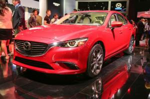 2016 Mazda6 First Look - Motor Trend