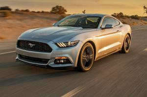 2015 Ford Mustang EcoBoost 2.3 First Test