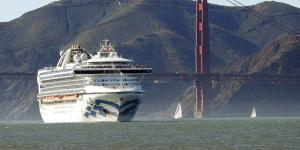 Coronavirus Hits Another Princess Cruise Ship