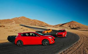 2013 Mazdaspeed3 vs. 2013 Ford Focus ST vs. 2013 Subaru WRX Special Edition - Comparison - Motor Trend