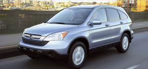 2007 Honda CR-V - First Look Road Test & Review - Motor Trend
