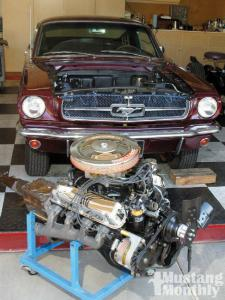 how to rebuild a 289 hi po engine mustang monthly 289 high performance v8 upgrade mustang monthly
