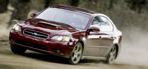 2005 Subaru Legacy GT - One-Year Test Review Update - Motor Trend