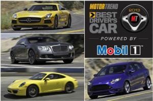 2013 Ford Focus ST and 2013 Porsche 911 Carrera 4S - 2013 Best Driver's Car Contenders Part 2 - Motor Trend