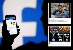 Full Facebook-forvirring: - Regler brytes daglig | Kampanje
