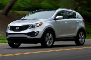 2015 Kia Sportage SX First Test