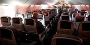 'Welcome to Your Flight, Nathan.' Traveling During a Pandemic Means Having the Plane to Yourself.