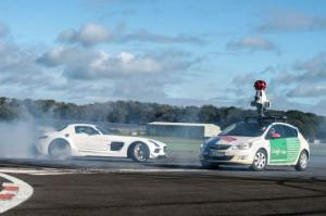 Google Maps Takes on the Stig at the Top Gear Test Track - Motor Trend WOT