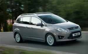 2012 Ford C-Max First Drive - Motor Trend