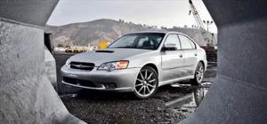 2006 Mazdaspeed6 Grand Touring Vs. 2006 Subaru Legacy GT spec.B Engine Comparison - Motor Trend