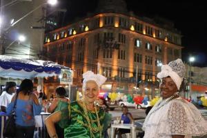 Evento destaca o trabalho e o valor da mulher negra, além da cultura do samba, por meio de lives no Instagram