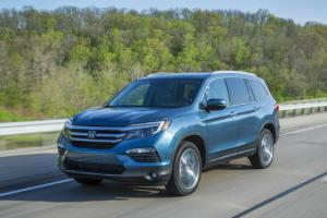 2016 Honda Pilot - Second Drive Review - Motor Trend