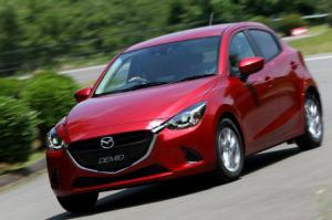 2016 Mazda2 Japanese-Spec Preproduction First Drive - Motor Trend