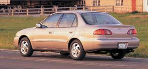 1998 Toyota Corolla LE - First Test - Motor Trend Magazine