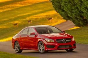 2015 Mercedes-Benz CLA-Class Price Jumps to $32,425
