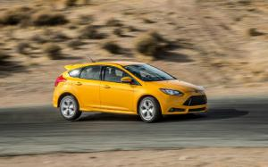 2013 Ford Focus ST First Test - Motor Trend