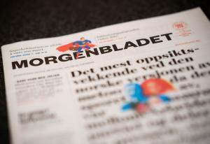 Sæbø får ros for jobben i «kriserammede» Morgenbladet: - Passer inn i avisas profil | Kampanje
