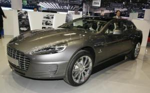Up Close With the Aston Martin Rapide-Based Bertone Jet 2+2 (w/Poll)