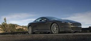 2009 Aston Martin DBS Touchtronic - First Test - Motor Trend