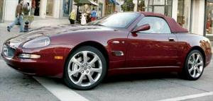 2004 Maserati Spyder Vintage - Road Test Review - Motor Trend