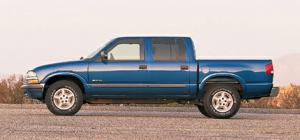 2001 Truck Of The Year - Roadtest - Motor Trend