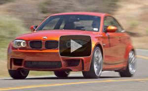 BMW 1 Series M Coupe - 2011 Best Driver's Car Contender - Motor Trend