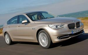 2010 BMW 5 Series Gran Turismo First Drive and Review - Motor Trend