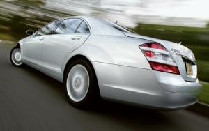 2007 Mercedes-Benz S550 - First Test & Review - Motor Trend