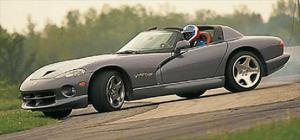 2000 Dodge Viper vs. 2000 Ford Cobra R - American Muscle Car - 1981 - Motor Trend Magazine