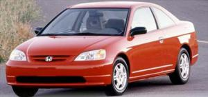 2001 Honda Civic Coupe - Interior & Suspension - Road Test Review - Motor Trend