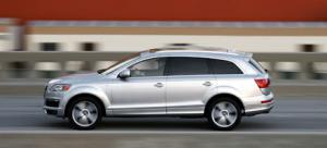 2007 Audi Q7 4.2 Premium - Specifications - Long Term Test - Motor Trend