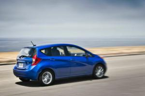 Refreshing or Revolting: 2014 Nissan Versa Note