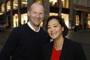 Berge blir design-sjef i Bouvet | Kampanje