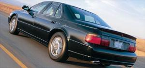 '98 Cadillac Seville - First Drive - American Car - Motor Trend Magazine