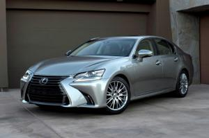 2016 Lexus GS First Look Review - Motor Trend