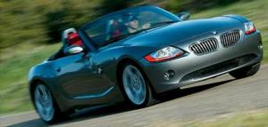 2004 BMW Z4 3.0i - Third Place - Sport Convertibles Comparison - Motor Trend