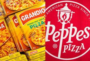 Frossenpizza-utfordrer spiser ti prosent av markedet